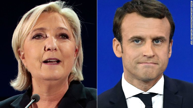 France urged to reject Le Pen in presidential vote run-off