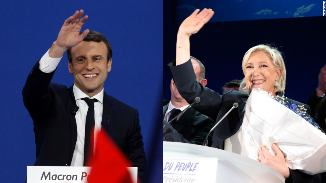 France urged to reject Le Pen in vote run-off