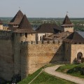 Ukraine's best places Khotyn fortress