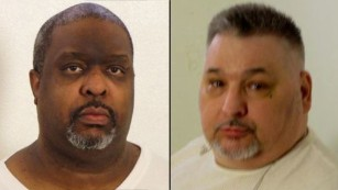 Arkansas executes 2 men in one night