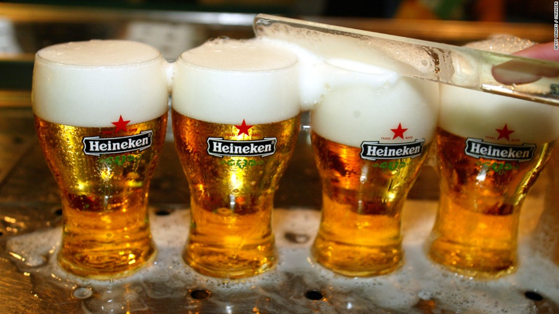 Dutch beer giant Heineken, the world's second largest brewer, is targeting the Ivory Coast.