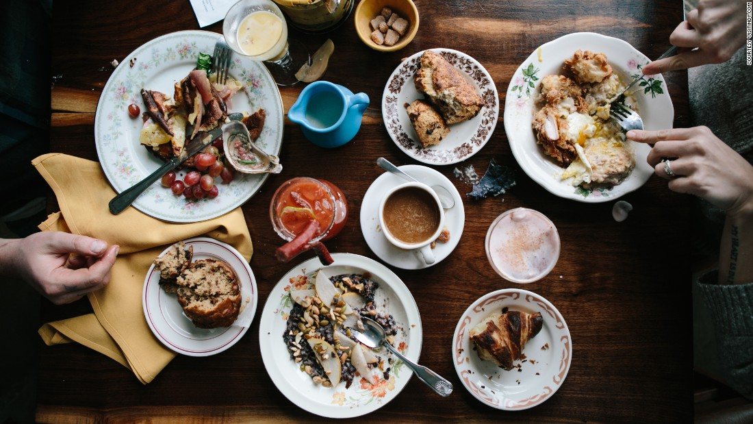 <strong>Milktooth: </strong>This breakfast-and-lunch only restaurant is a fave of Indianapolis Colts QB Andrew Luck.