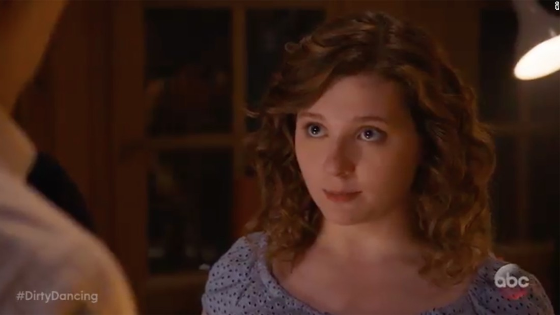 'Dirty Dancing' Remake: First Look At Abigail Breslin As 'Baby'