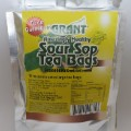 illegally sold cancer treatments sour-sop-tea-bags