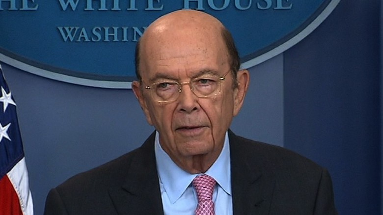 Commerce Sec. Ross on Canada lumber tariff
