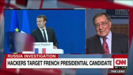 leon panetta the lead jake tapper interview part two cyber attacks russia_00002510