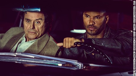 Ian McShane, Ricky Whittle in 'American Gods'`1234567