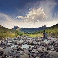 Beautiful south africa 11 Amphitheatre, Drakensberg, Kwa-Zulu Natal