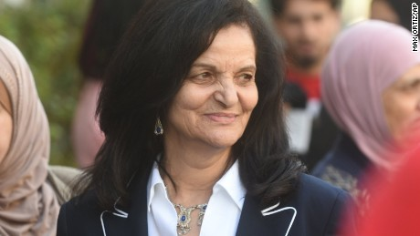 Rasmieh Odeh has been a community organizer with the Arab American Action Network in Chicago.