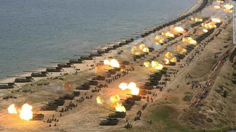 N. Korea's overreaction to military drills only harmful