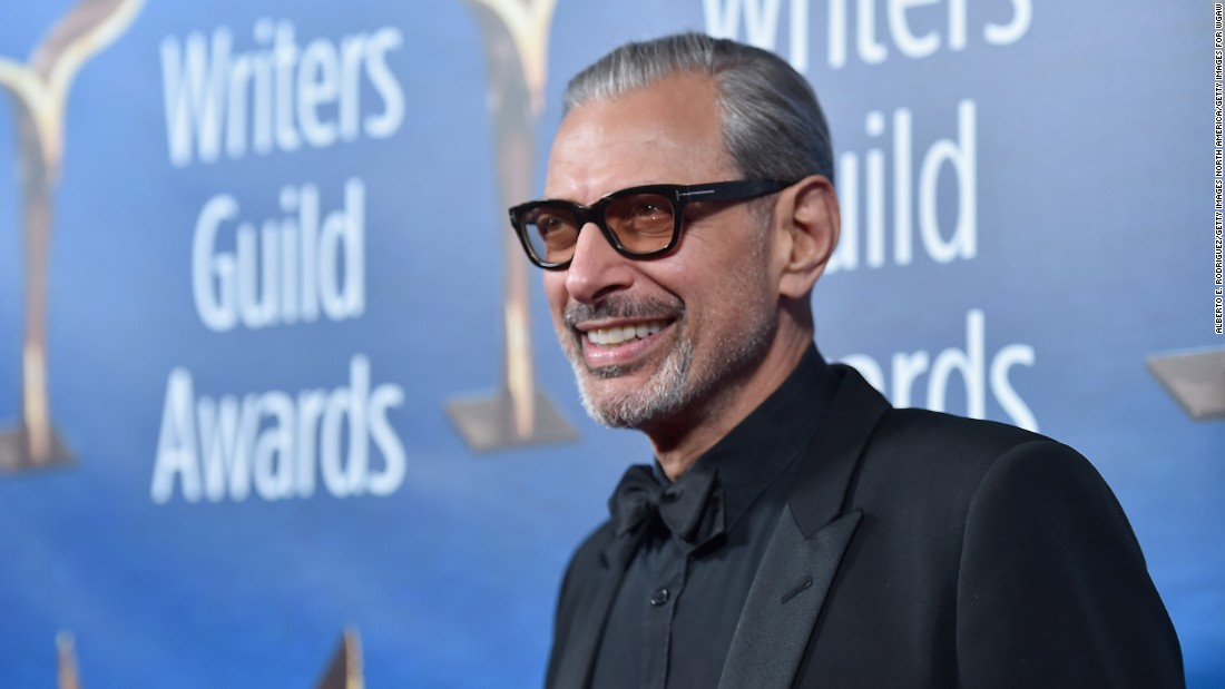 Jeff Goldblum returns to 'Jurassic Park,' joins 'Jurassic World' sequel