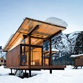 Mobitecture rolling huts