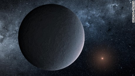 Icy Earth-mass exoplanet is 'colder than Hoth'