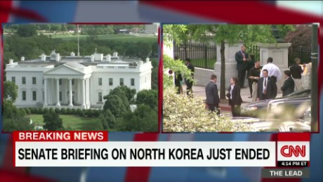 white house briefs full senate on north korea escalation jim sciutto reports the lead_00000411.jpg