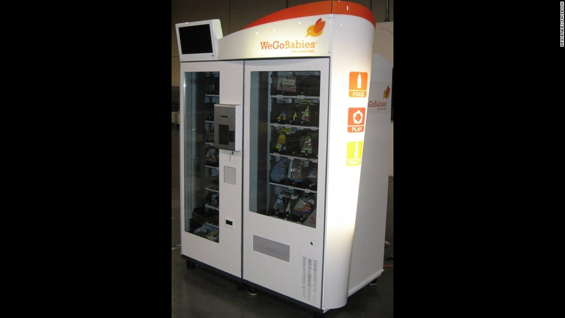 just vending machine