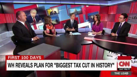 political panel discusses trump's tax cut plan the lead_00000000.jpg