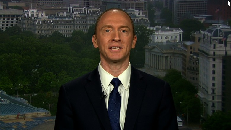 Carter Page: I'm the victim of 'horrendous civil rights violations'
