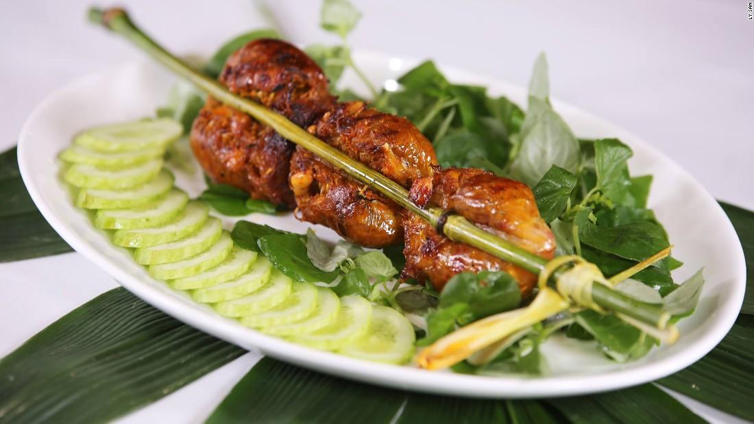 Resurrecting cambodia 39 s lost khmer cuisine cnn cnn travel for Angkor borei cambodian cuisine