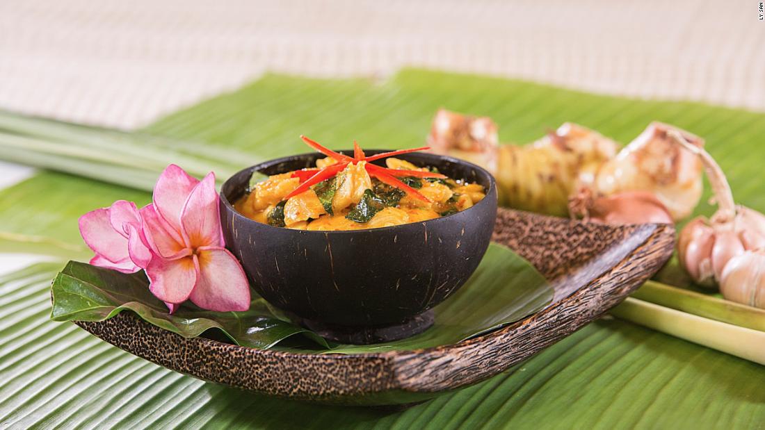 Resurrecting cambodia 39 s lost khmer cuisine for Angkor borei cambodian cuisine
