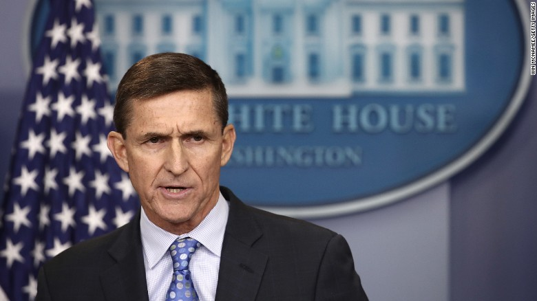 Russian Federation  investigation issues subpoena for Flynn
