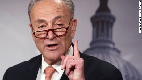 Schumer: No new FBI director without a special counsel on Russia