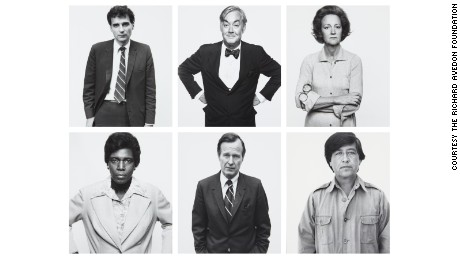 "From ""The Family"" (1976) Richard Avedon"