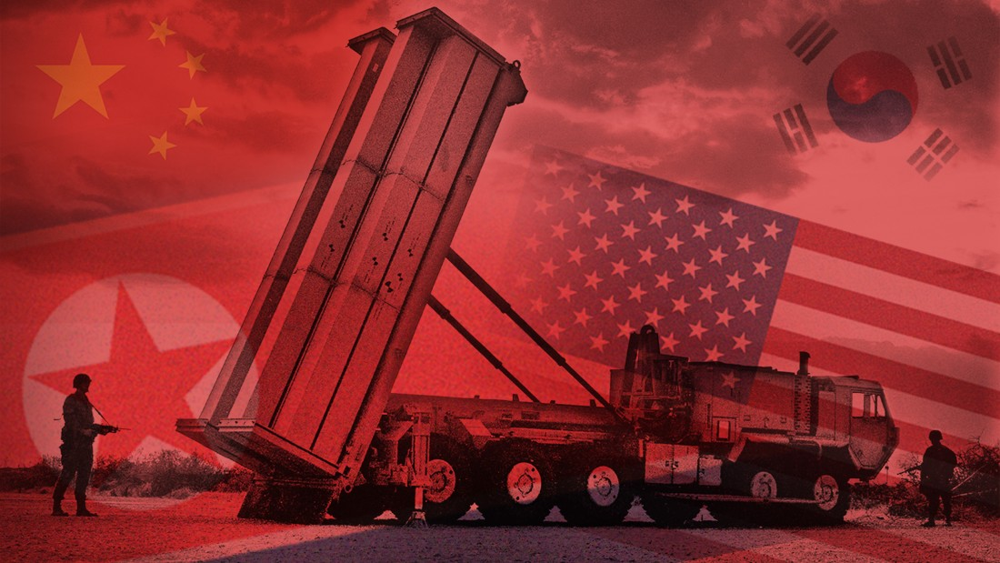 US successfully tests missile defense system