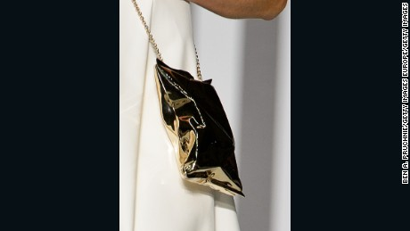 Anya Hindmarch has long sold bags shaped like a bag of chips.