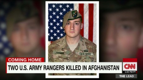 Pentagon brings home remains of Army Ranger