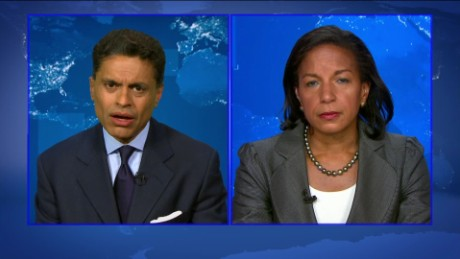 GPS Web Extra: Rice talks relations with Russia