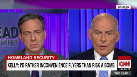 dhs chief kelly on electronics on planes the lead _00013219