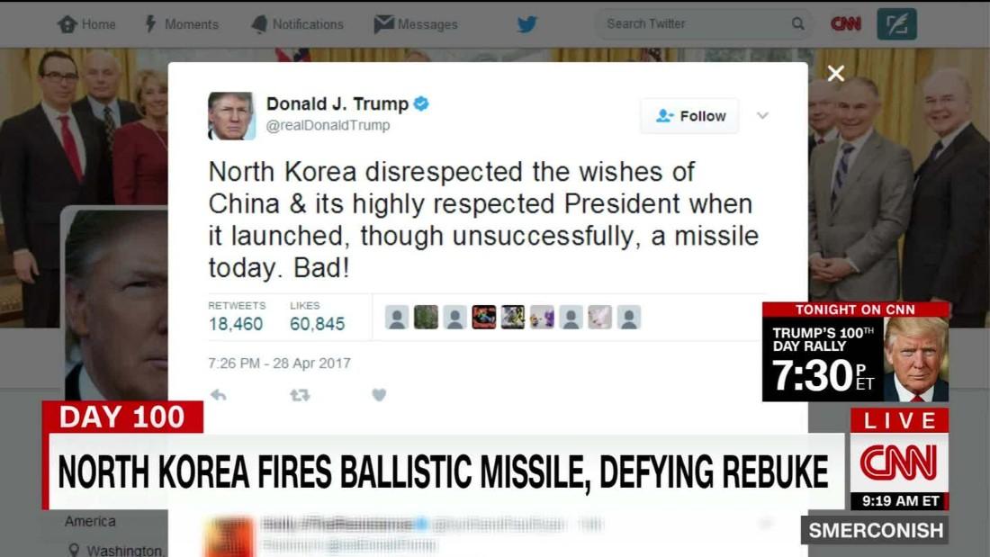 Del. senator slams Trump\'s N. Korea tweet: \'No longer reality TV\'