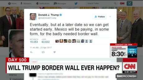 Will Trump border wall ever happen? _00034502
