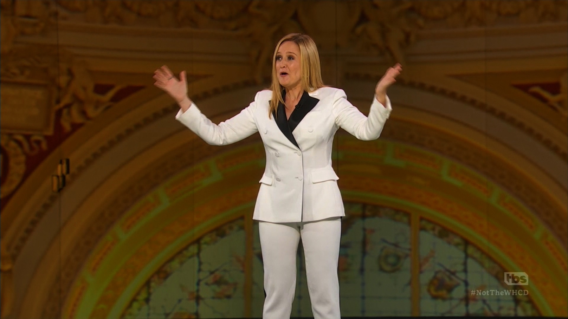 samantha bee full interview state of the union - cnn video