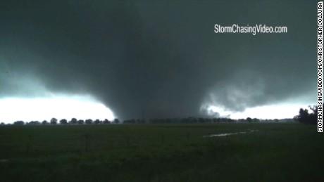 Tornado in texas 2017