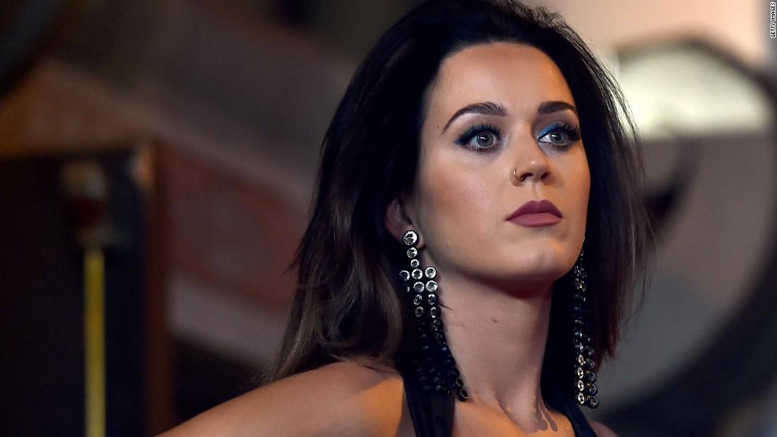 Katy Perry under fire for Obama joke - CNN Video
