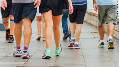 Experts' favorite walking workouts