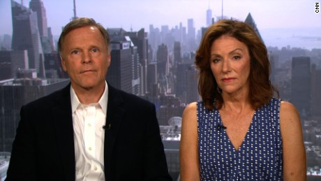 Parents of Otto Warmbier