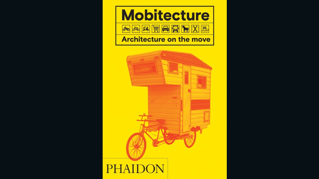 "<a href=""http://uk.phaidon.com/store/architecture/mobitecture-9780714873497/"" target=""_blank"">""Mobitecture: Architecture on the Move"" </a>by Rebecca Roke, published by Phaidon, is out now."