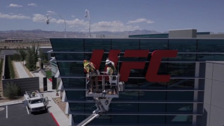 UFC new headquarters, Las Vegas