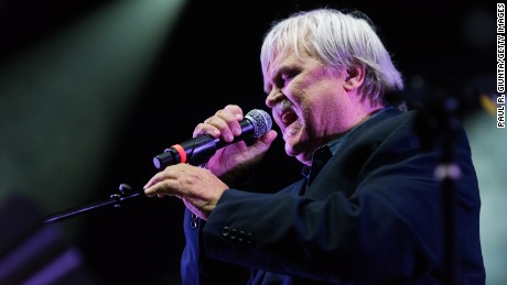 "Bruce Hampton performs on stage during ""Hampton 70"" at the Fox Theater on May 1, in Atlanta."