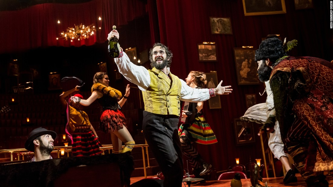 Tony Awards 2017: 'Great Comet' And 'Hello, Dolly!' Lead The Way