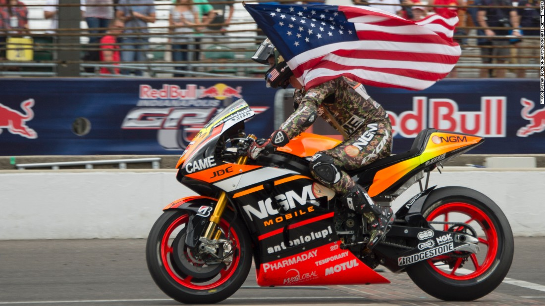 What's happened to all the great Americans in MotoGP?