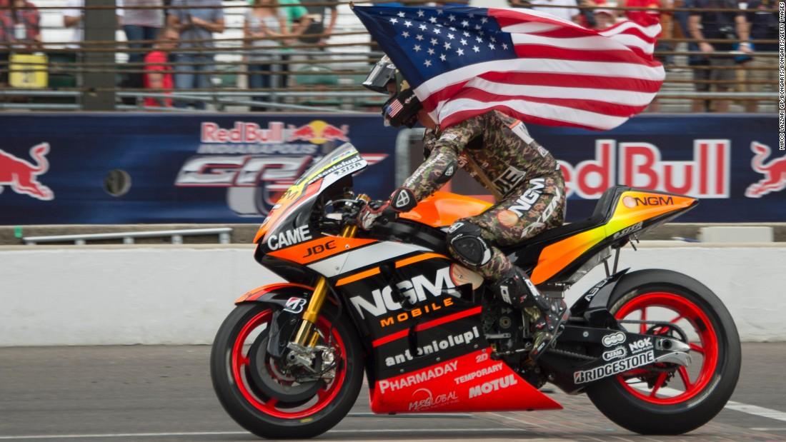 Jerez: MotoGP's Missing Americans - CNN.com