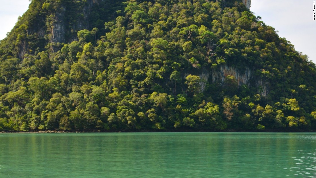 <strong>Abundant biodiversity: </strong>Many of Langkawi's islands are uninhabited.
