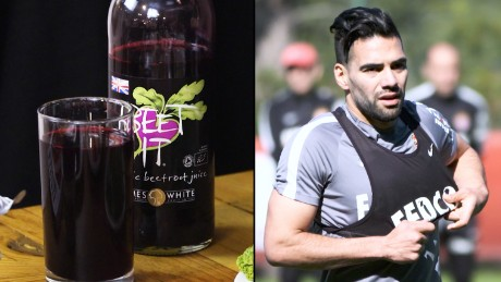 How beet juice could win the Champions League