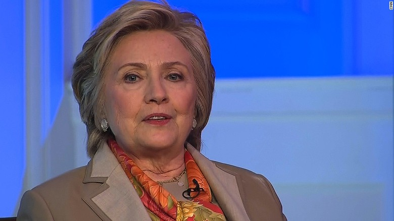 WATCH: Hillary Clinton's interview with CNN
