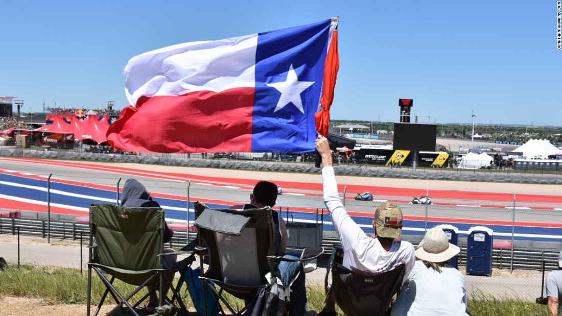Texas is home to some of the most dedicated MotoGP fans in the US, as well as some of its most successful riders.