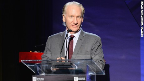 Bill Maher uses racial slur during 'Real Time' interview