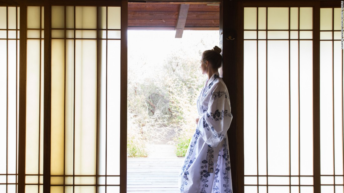 <strong>Golden Door:</strong> In California, Golden Door guests spend four-day or weeklong retreats connected to nature—always just a Japanese shoji screen away.